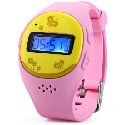 HEDY W06 Kid Tracker Smartwatch