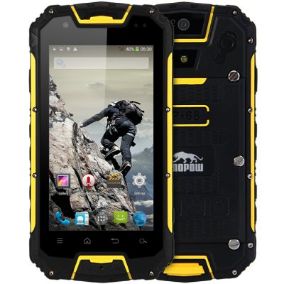 Snopow M9 IP68 3G Smartphone