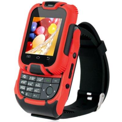 Ken Xin Da W10 Slide Smartwatch Phone