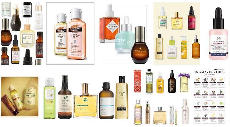 aceites naturales para la piel tienda online organica