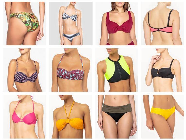 bikinis para mujeres normales donde comprar