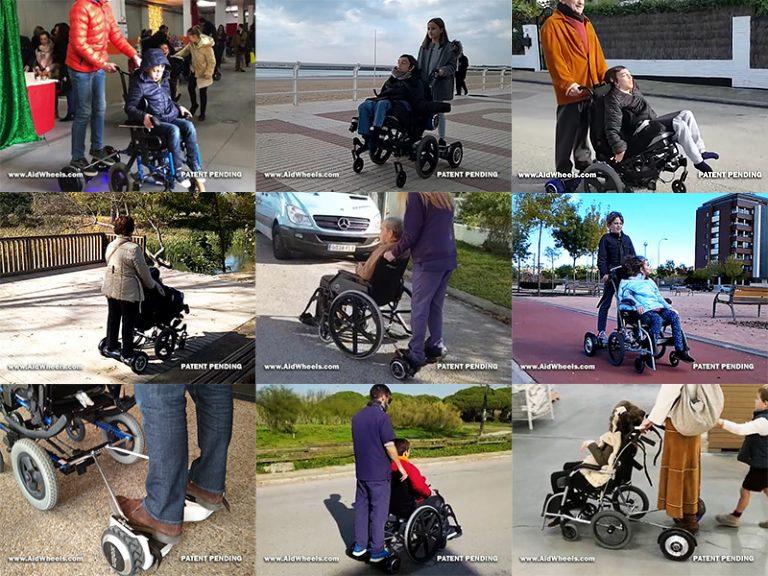 movilidad adaptada electrica