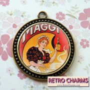 Colgante Vintage para Collar Mod 039900054