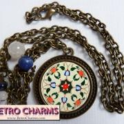 Collar Vintage Bronce Mod. 3400023
