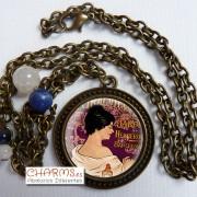Collar Vintage Bronce Mod. 3400031
