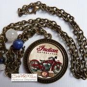 Collar Vintage Bronce Mod. 3400050