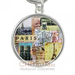 Medalla para pulsera estilo vintage Mod 040001005