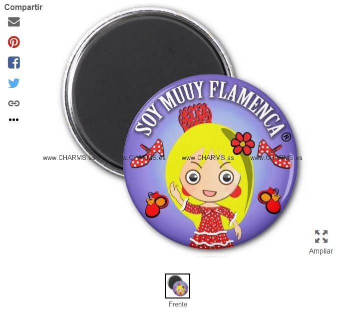 accesorios flamenca online