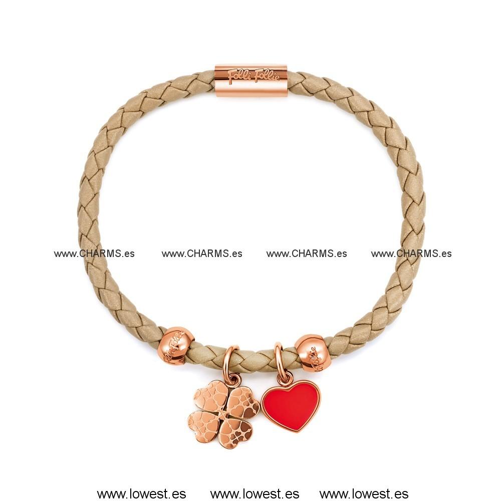 HEART4HEART SWEETHEART PULSERA Folli Follie