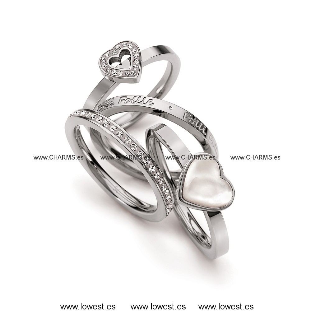 PLAYFUL HEARTS ANILLO Folli Follie