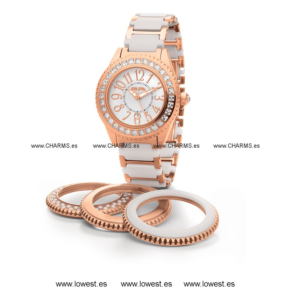 CERAMIC 4 SEASONS SPORT RELOJ Folli Follie