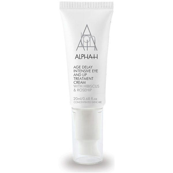 Crema de ojos y labios antienvejecimiento Alpha-H Age Delay 20ml