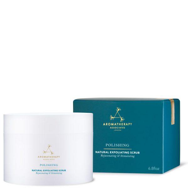 Exfoliante corporal natural Aromatherapy Associates (200ml)