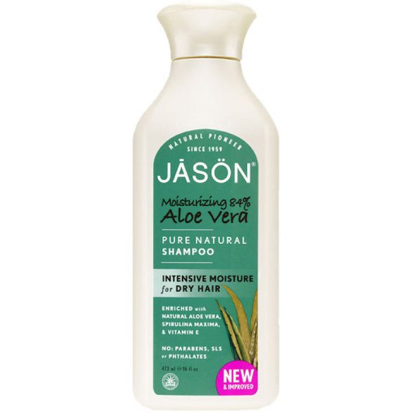 Champu 84% Aloe vera JASON (480ml)
