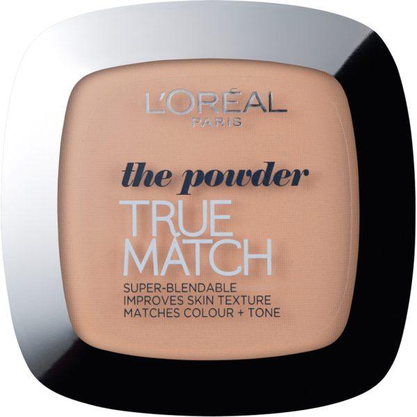 L'Oreal Paris True Match Powder Foundation - Golden Ivory