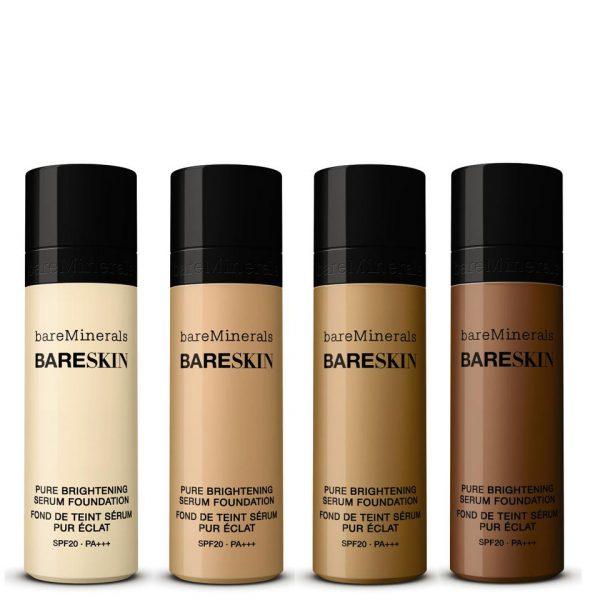bareMinerals bareSkin Pure Brightening Serum Foundation SPF20 in Bare Ivory