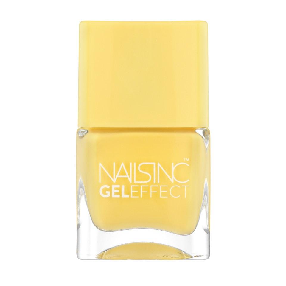 nails inc. Seven Dials Gel Effect Nail Varnish (14ml)