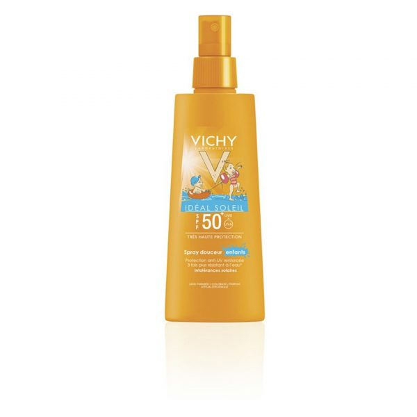 Vichy Ideal Soleil Sprayp para niños SPF 50+ 200ml