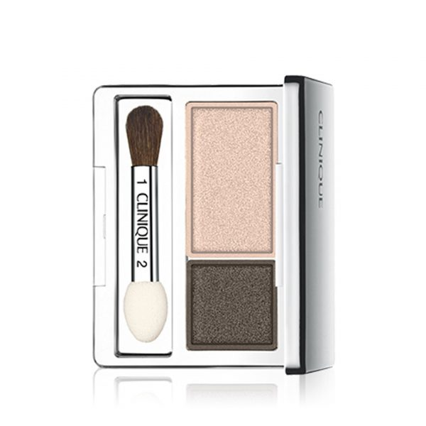 Duo sombra de ojos Clinique All About Shadow Neutral Territory