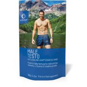 Clean and Lean Male Testo