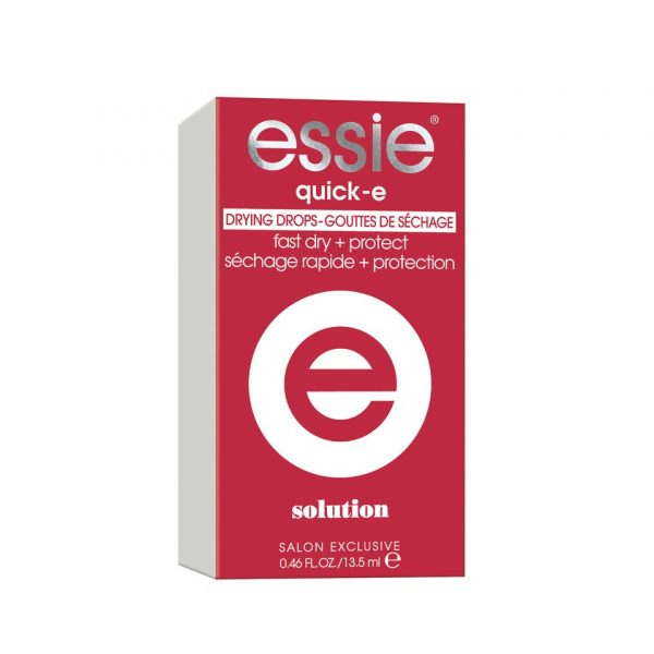 Gotas de Secado Essie Nail Solutions Quick-E Drying Drops