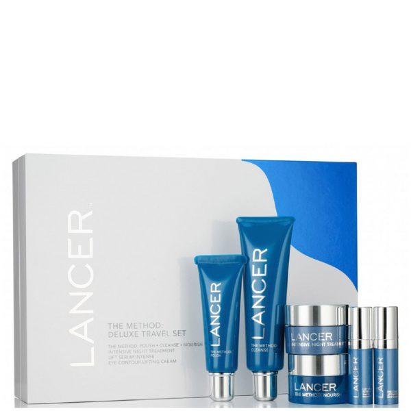 Set de Viaje Lancer Skincare The Method Deluxe