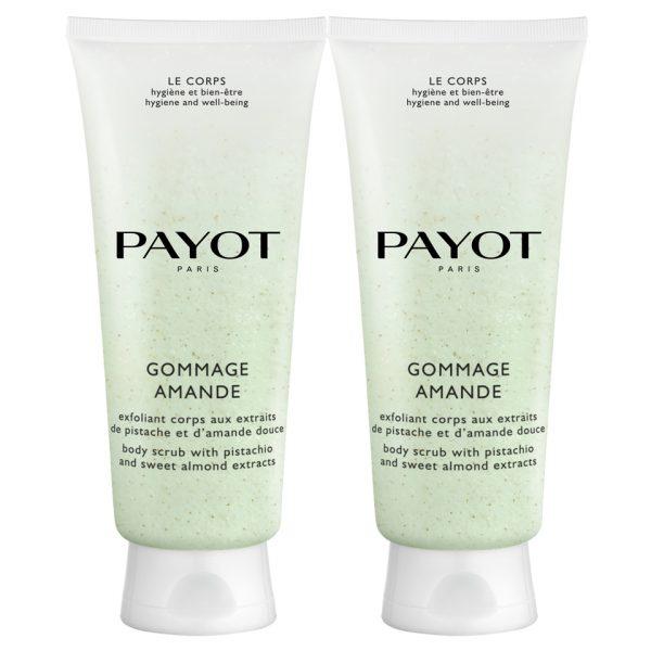 PAYOT Gommage Amande Body Scrub Duo 200ml