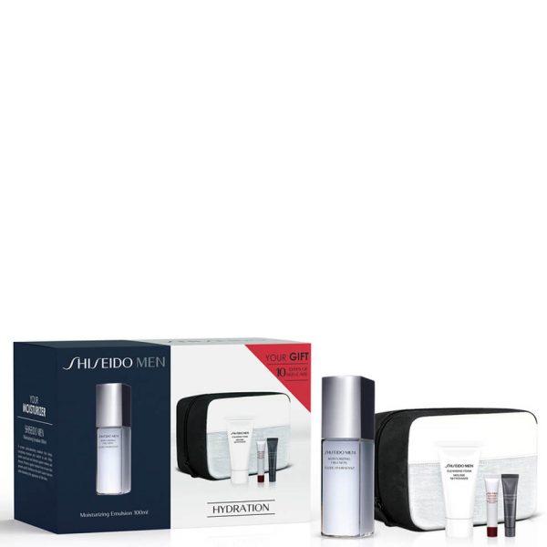 Shiseido Men's Moisturizing Emulsion Kit