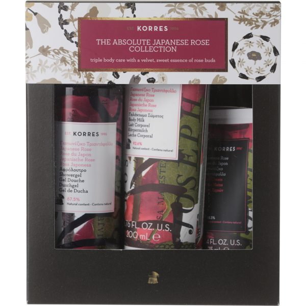 Korres Absolute Japanese Rose Coleccion