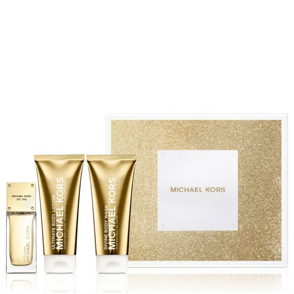 Michael Kors Sexy Amber Agua de Perfume 50ml, Body Lotion and Body Wash Collection