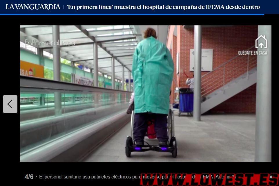 sillas de ruedas electricas ifema