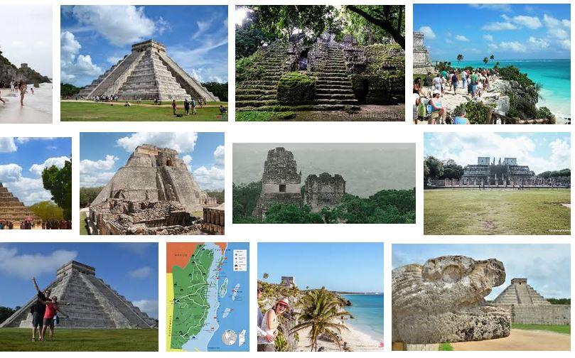 turismo ruinas mayas