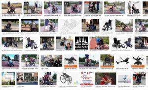 silla de ruedas hoverboard aidwheels