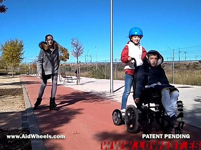 ayudas tecnicas paralisis cerebral