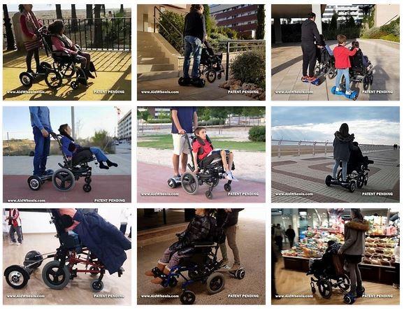 moovermate sillas de ruedas