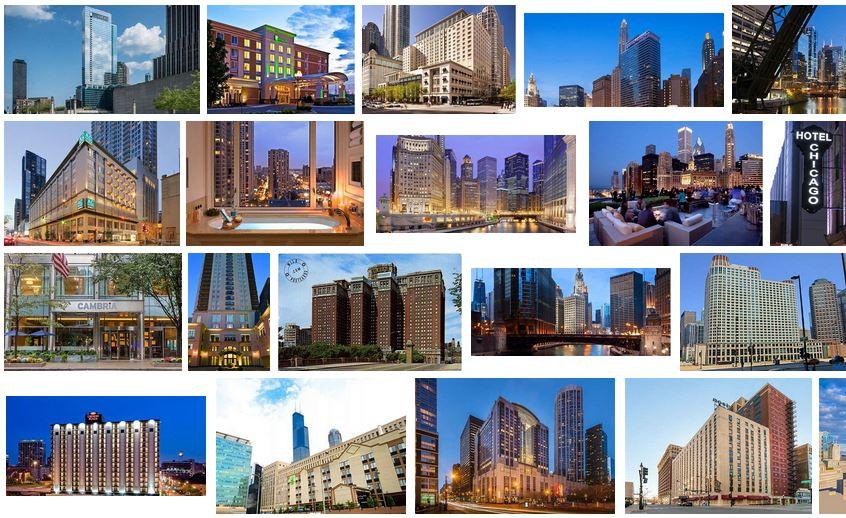 hoteles en chicago opiniones