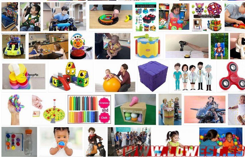 juguetes juegos estimulacion paralisis cerebral infantil