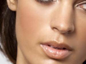 maquillaje delineador famosas