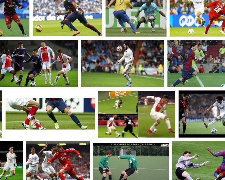 regates en el futbol mejores trucos