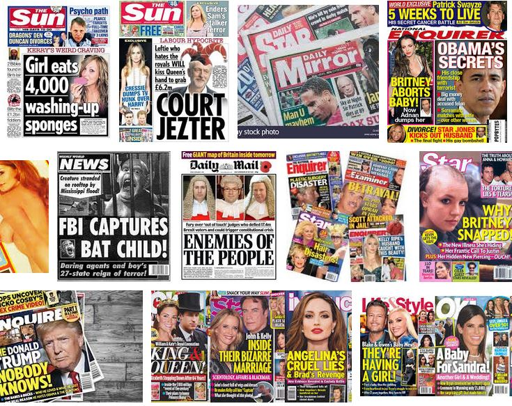 tabloides britanicos notizalia