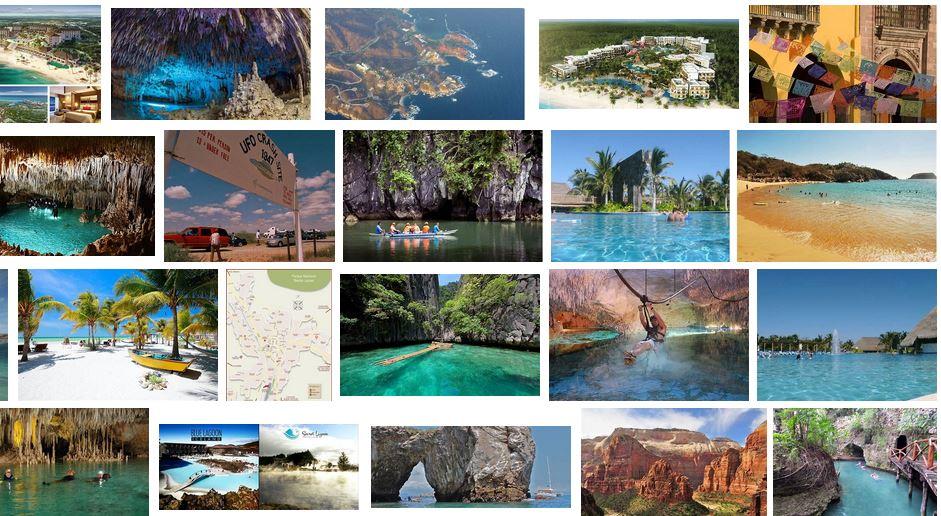 Unas buenas vacaciones en mexico deben incluir destinos secretospara dar toque de aventuras y...