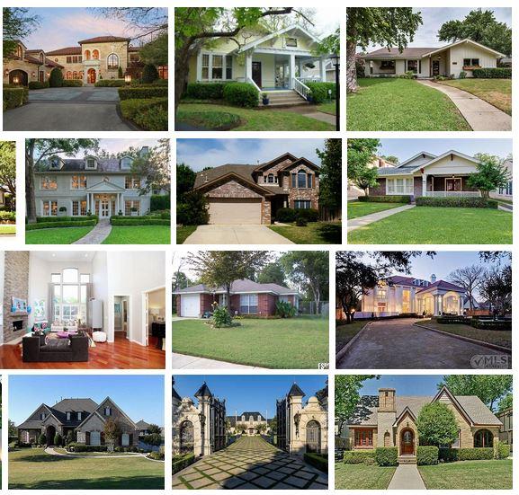 comprar casa de banco en dallas texas