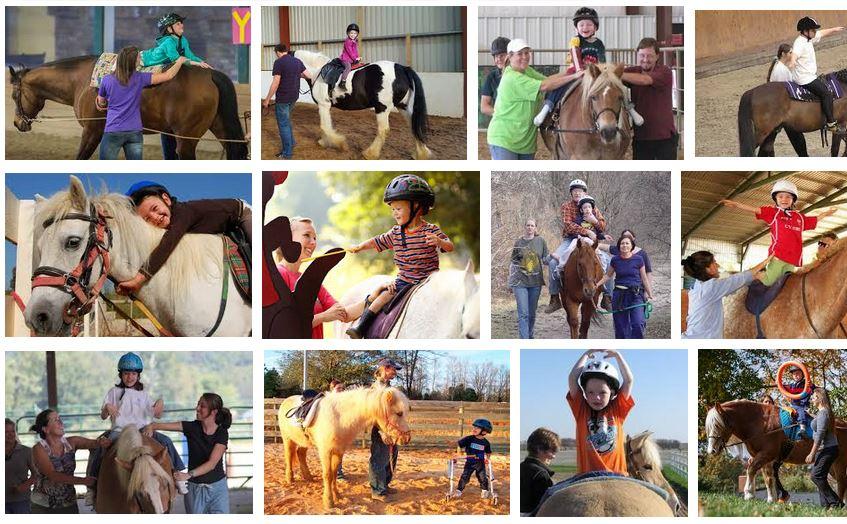 hipoterapia paralisis cerebral infantil caballos