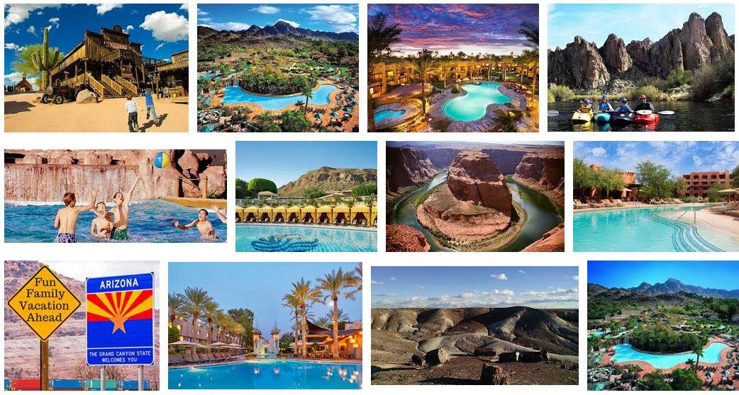 phoenix arizona que hacer vacaciones en familia
