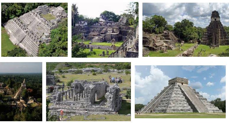 turismo ciudades mayas perdidas