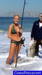 pesca playa españa