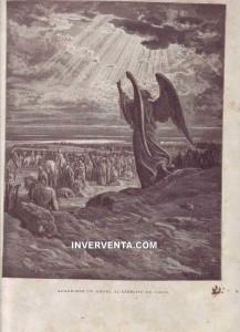 historias angeles biblia