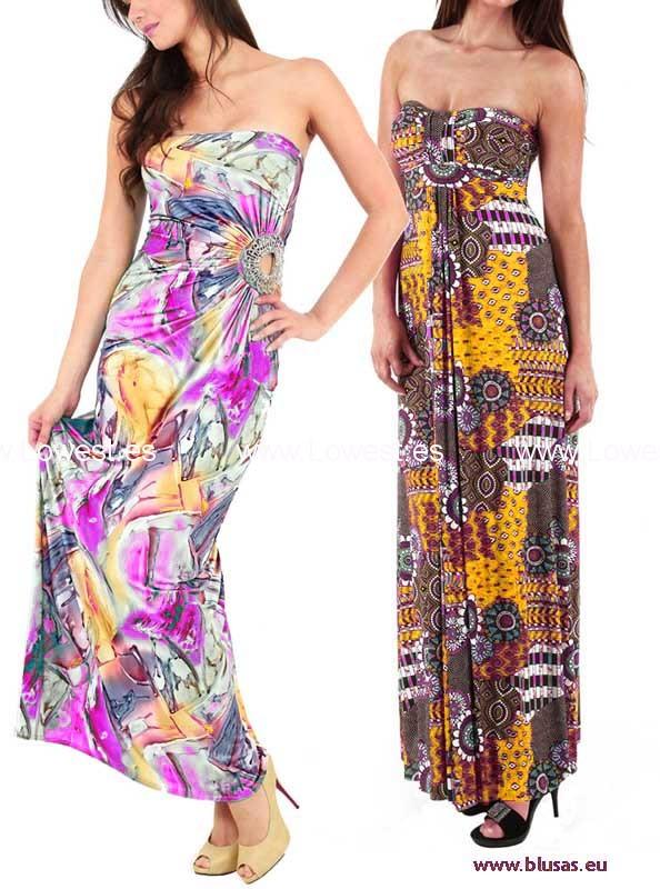 vestidos moda mujeres