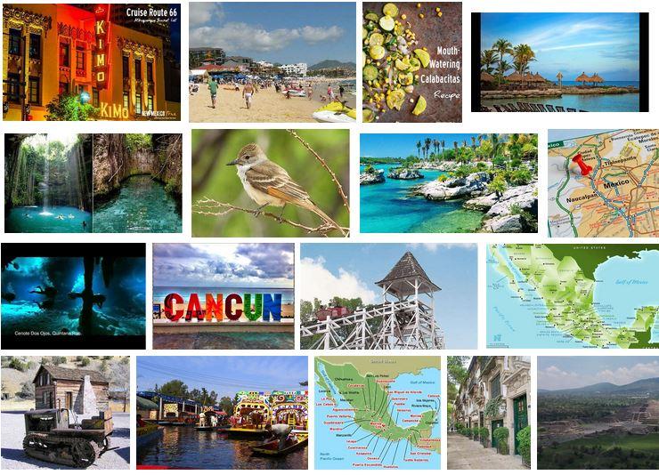 sitios que visitar en mexico turismo