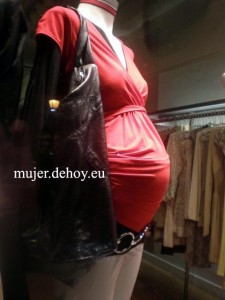 ropa embarazada moderna
